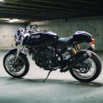 Cafe Racer Motorcycle Wallpapers Top Free Cafe Racer Motorcycle Backgrounds Wallpaperaccess