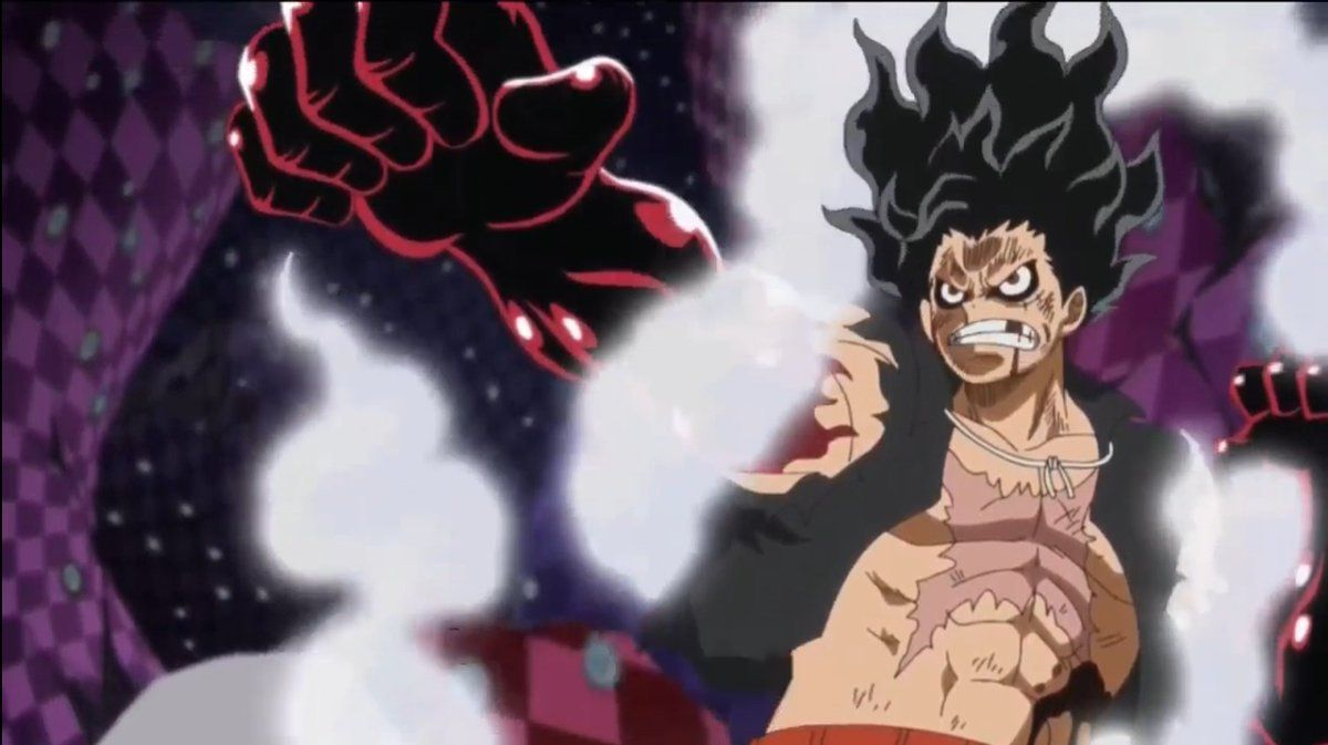 Luffy 4th gear (bounce man). Luffy Snake Man Wallpapers - Top Free Luffy Snake Man ...