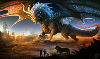 Cool Mythical Wallpapers Top Free Cool Mythical Backgrounds WallpaperAccess