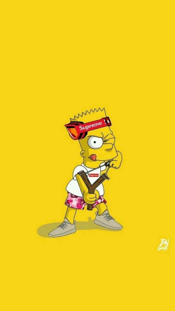 Bart Simpson Gangster Wallpaper : simpson, gangster, wallpaper, Simpson, Gangster, Wallpapers, Backgrounds, WallpaperAccess