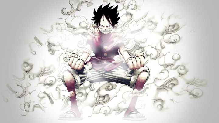 One Piece Luffy Wallpaper For Laptop Wallpapergood Co