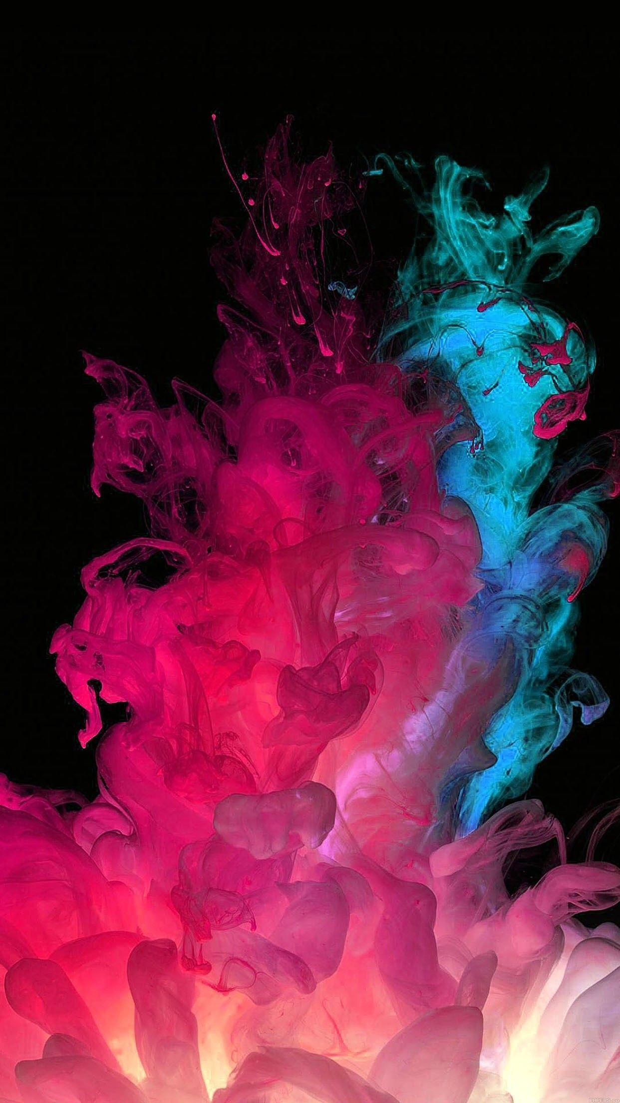Smoke Trippy Aesthetic : smoke, trippy, aesthetic, Trippy, Smoke, Wallpapers, Backgrounds, WallpaperAccess