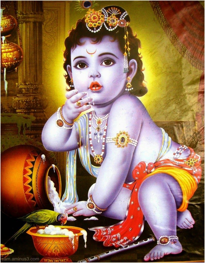 Free Download Images Of Baby Krishna : download, images, krishna, Krishna, Wallpapers, Backgrounds, WallpaperAccess