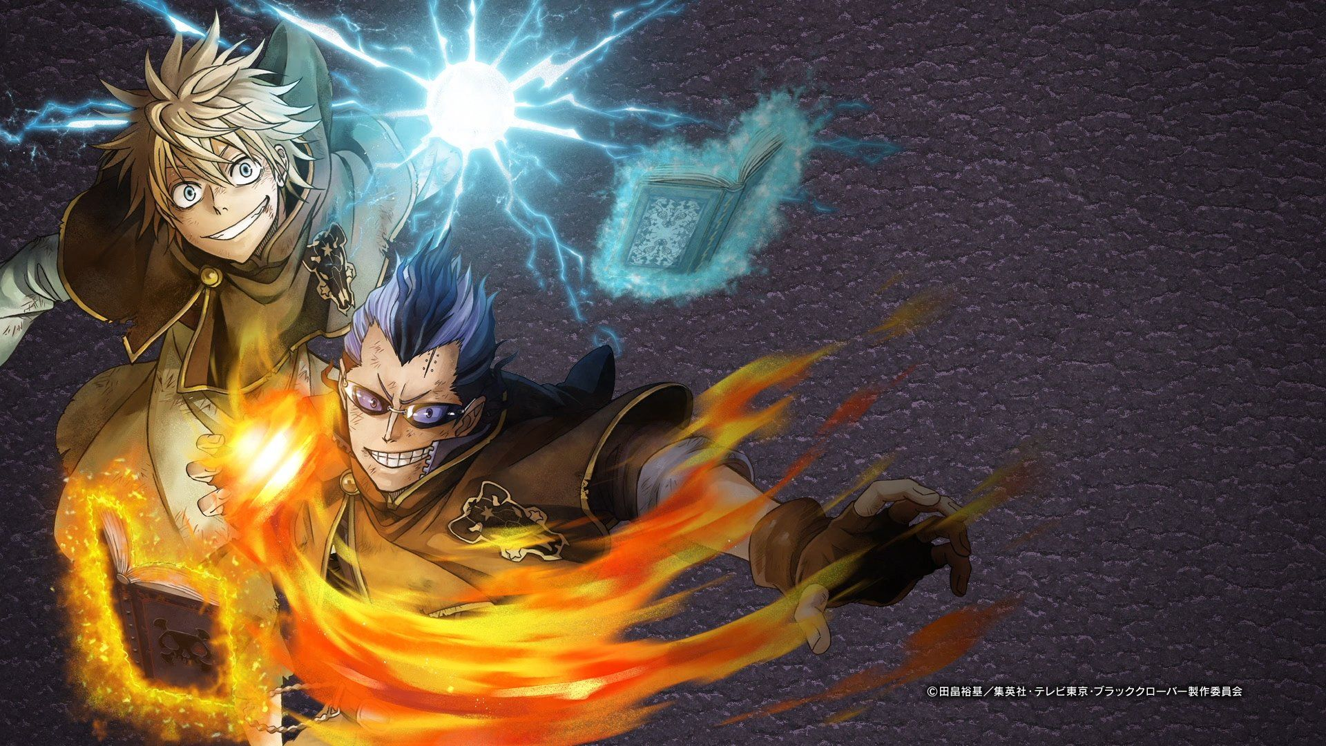 Install my black clover anime new tab to enjoy varied hd black clover anime wallpapers in your start page. Luck Voltia Wallpapers - Top Free Luck Voltia Backgrounds ...