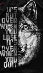 Vicious Wolf Wallpaper