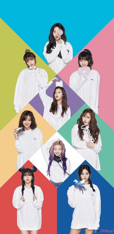 Twice Cute : twice, Twice, Wallpapers, Backgrounds, WallpaperAccess