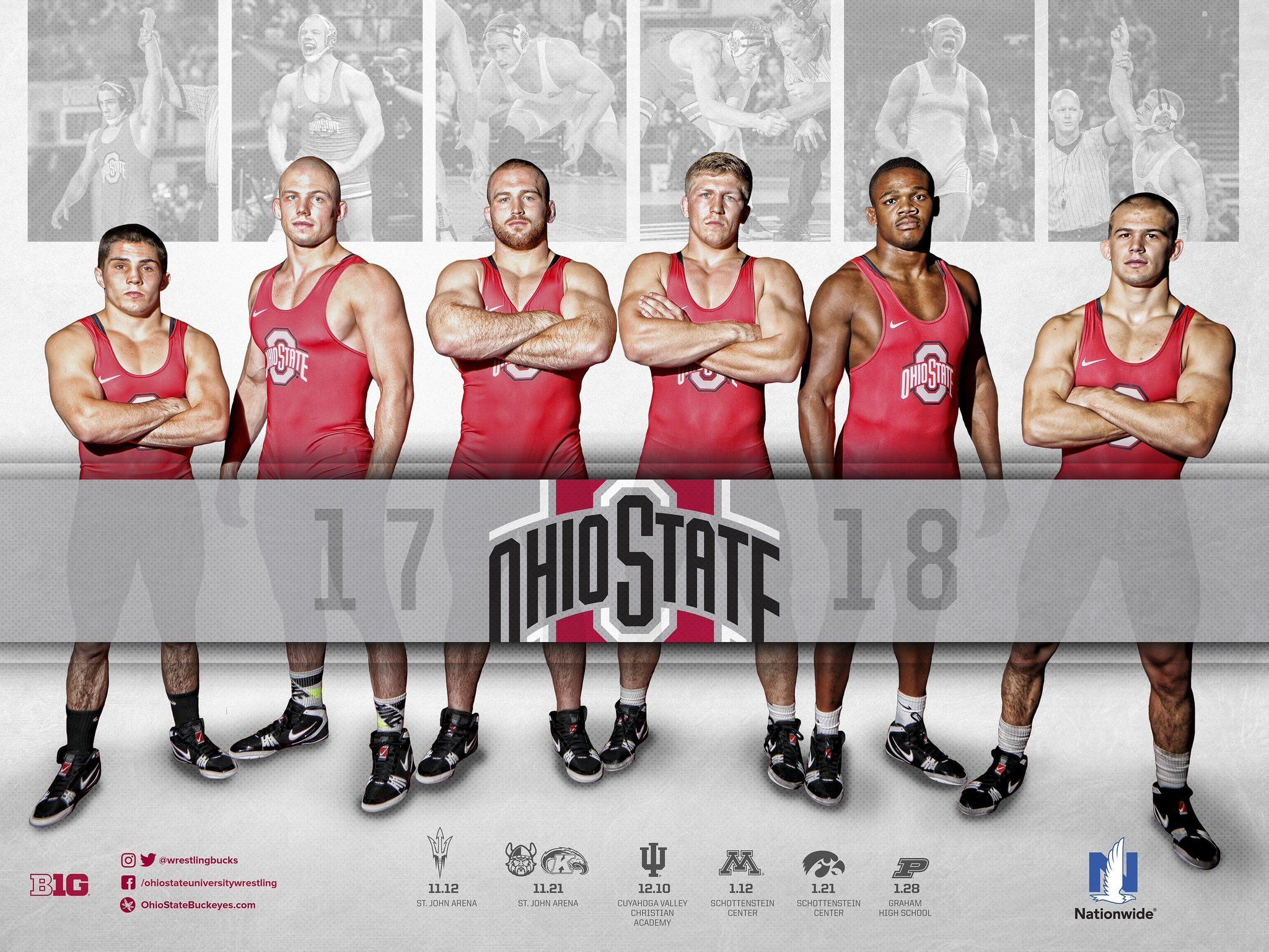 ohio state wrestling wallpapers top