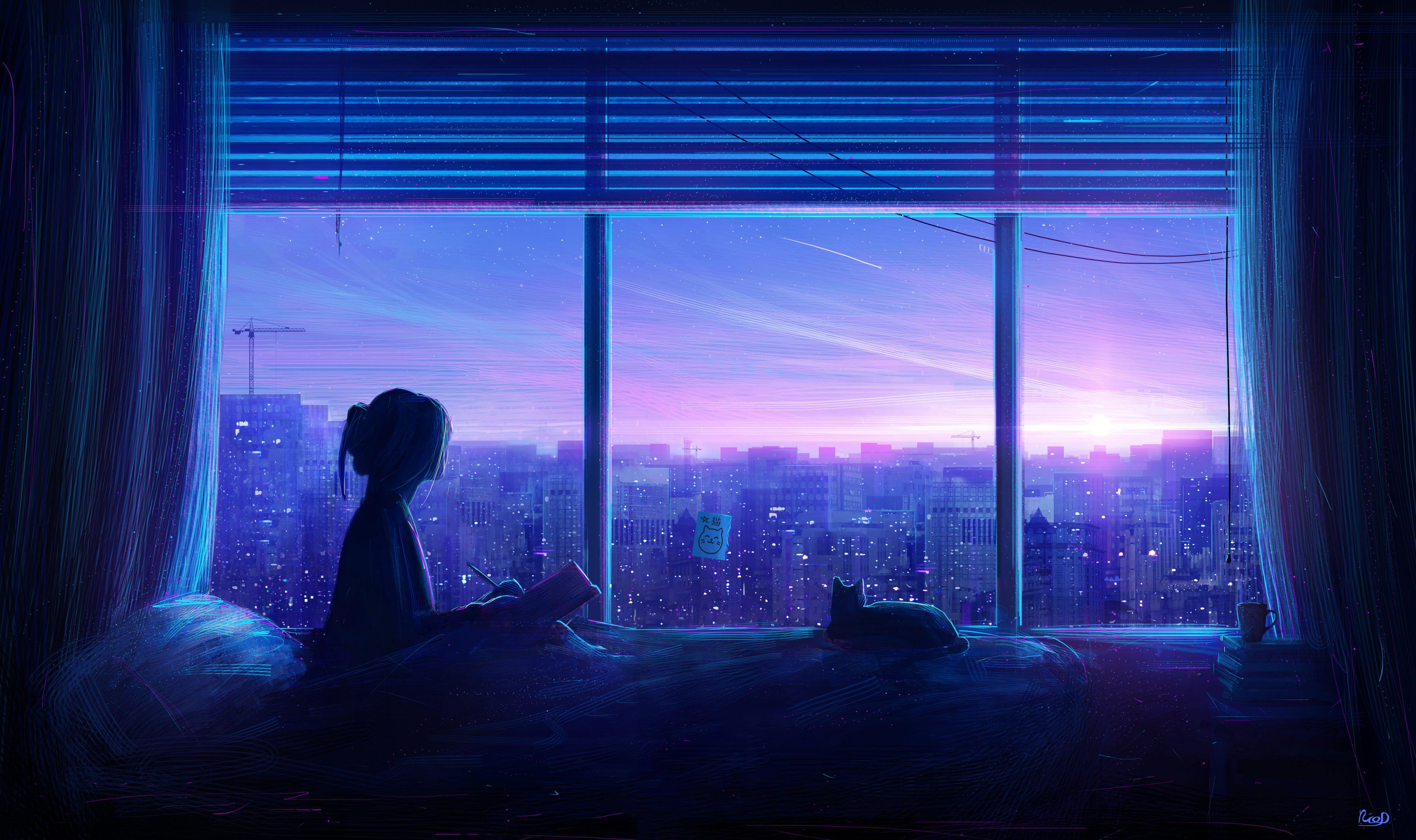 Anime 4k hd for macbook pro 1080p 2k 4k 5k hd wallpapers. Wallpaper 4K Pc Anime Aesthetic : Aesthetic Anime ...