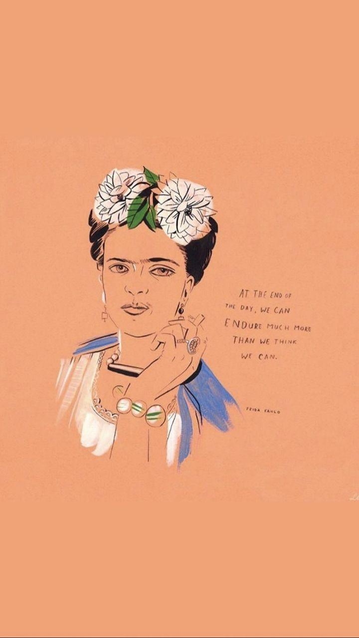 Wallpaper Frida Kahlo Quotes : wallpaper, frida, kahlo, quotes, Frida, Kahlo, Quote, Wallpapers, Backgrounds, WallpaperAccess