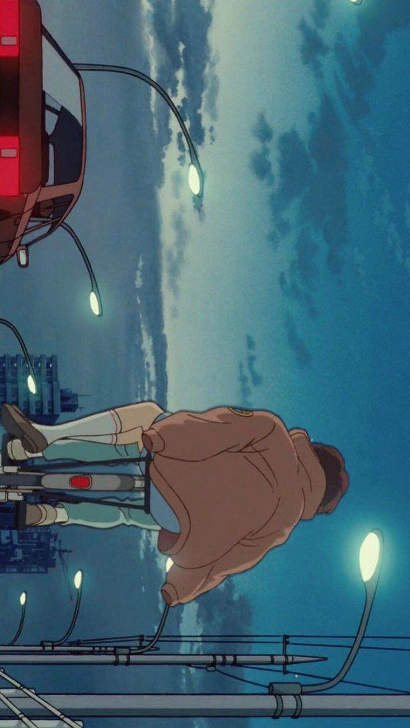 Retro 90s Anime Aesthetic : retro, anime, aesthetic, Anime, Wallpapers, Backgrounds, WallpaperAccess