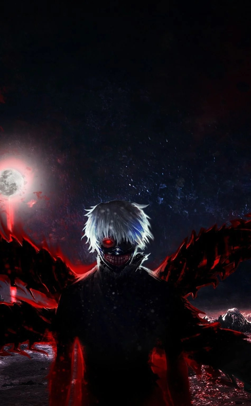 Scary Anime Pictures : scary, anime, pictures, Horror, Anime, Wallpapers, Backgrounds, WallpaperAccess