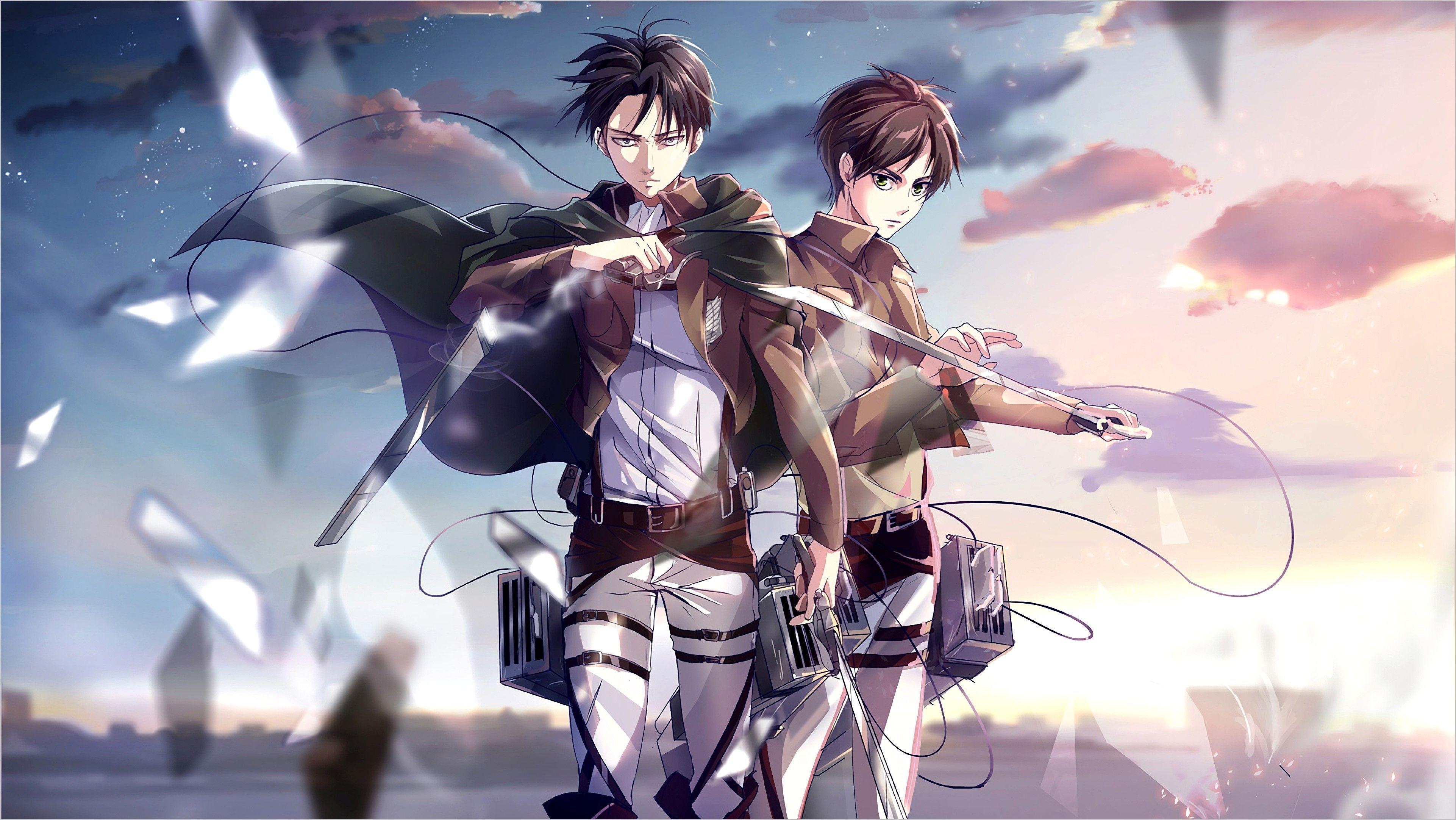 178 attack on titan (shingeki no kyojin) wallpaper. Attack On Titan Anime 4K Wallpapers - Top Free Attack On ...