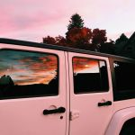Pink Jeep Wallpapers Top Free Pink Jeep Backgrounds Wallpaperaccess