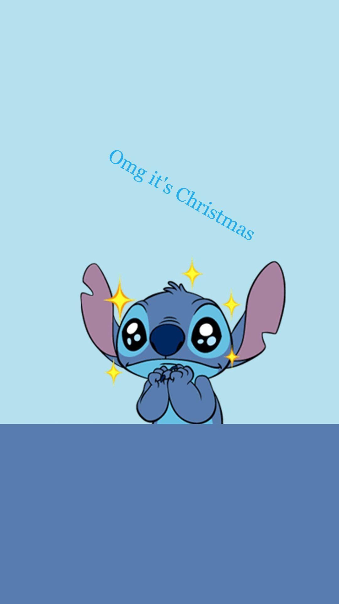 Lilo And Stitch Christmas Wallpaper : stitch, christmas, wallpaper, Christmas, Stitch, Wallpapers, Backgrounds, WallpaperAccess