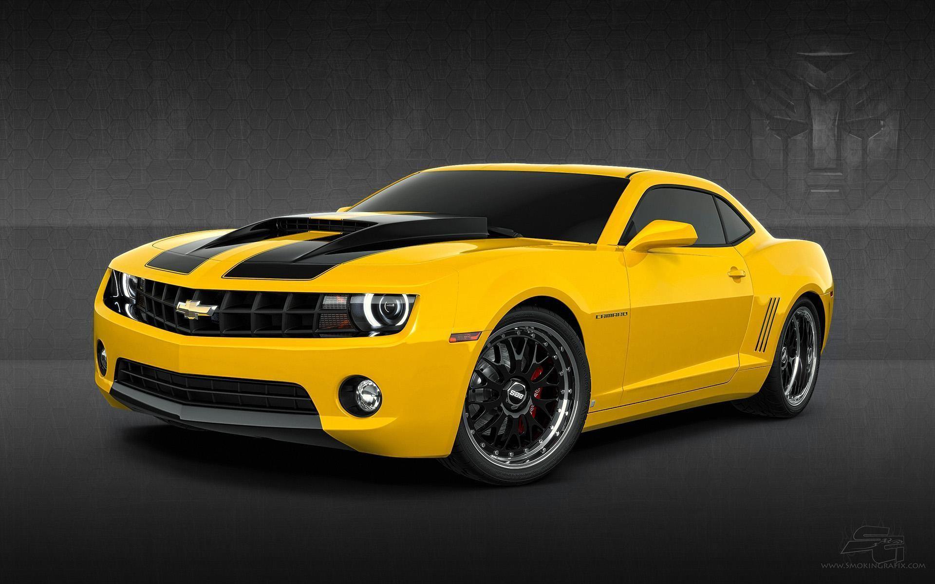 Yellow Camaro Wallpapers Top Free Yellow Camaro Backgrounds