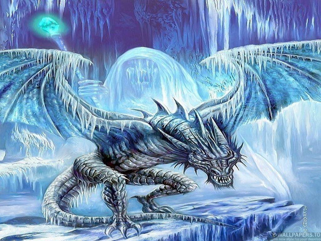 ice dragon wallpapers top