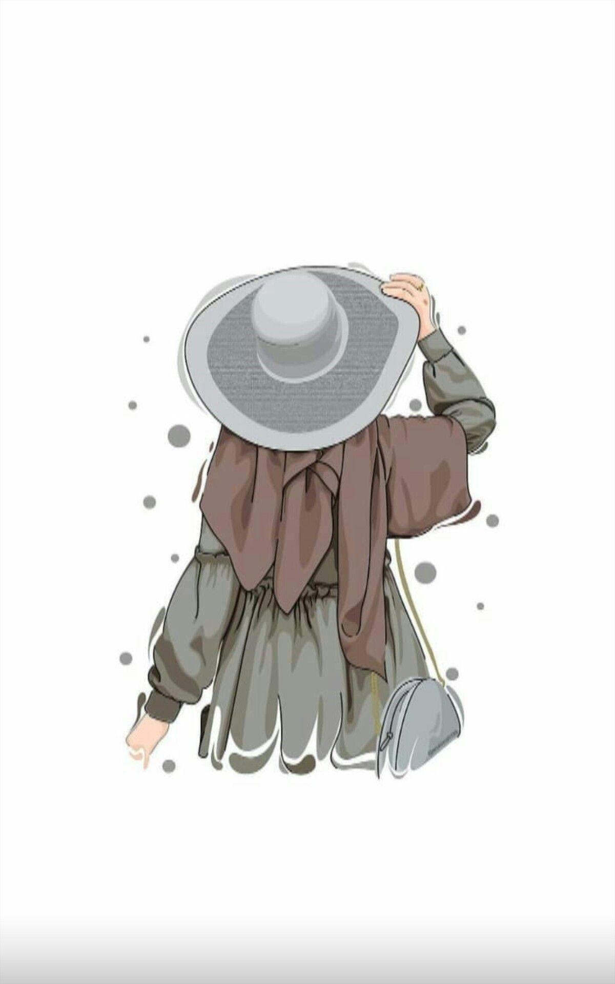Profil wa gambar kartun hijab keren. Anime Hijab Wallpapers Top Free Anime Hijab Backgrounds Wallpaperaccess