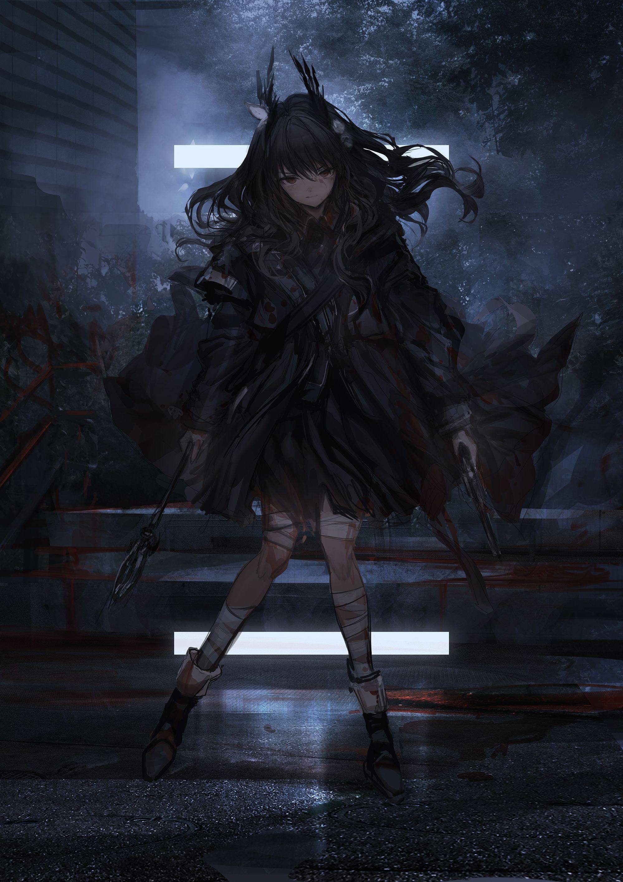 Anime Gothic Wallpaper : anime, gothic, wallpaper, Anime, Gothic, Wallpapers, Backgrounds, WallpaperAccess