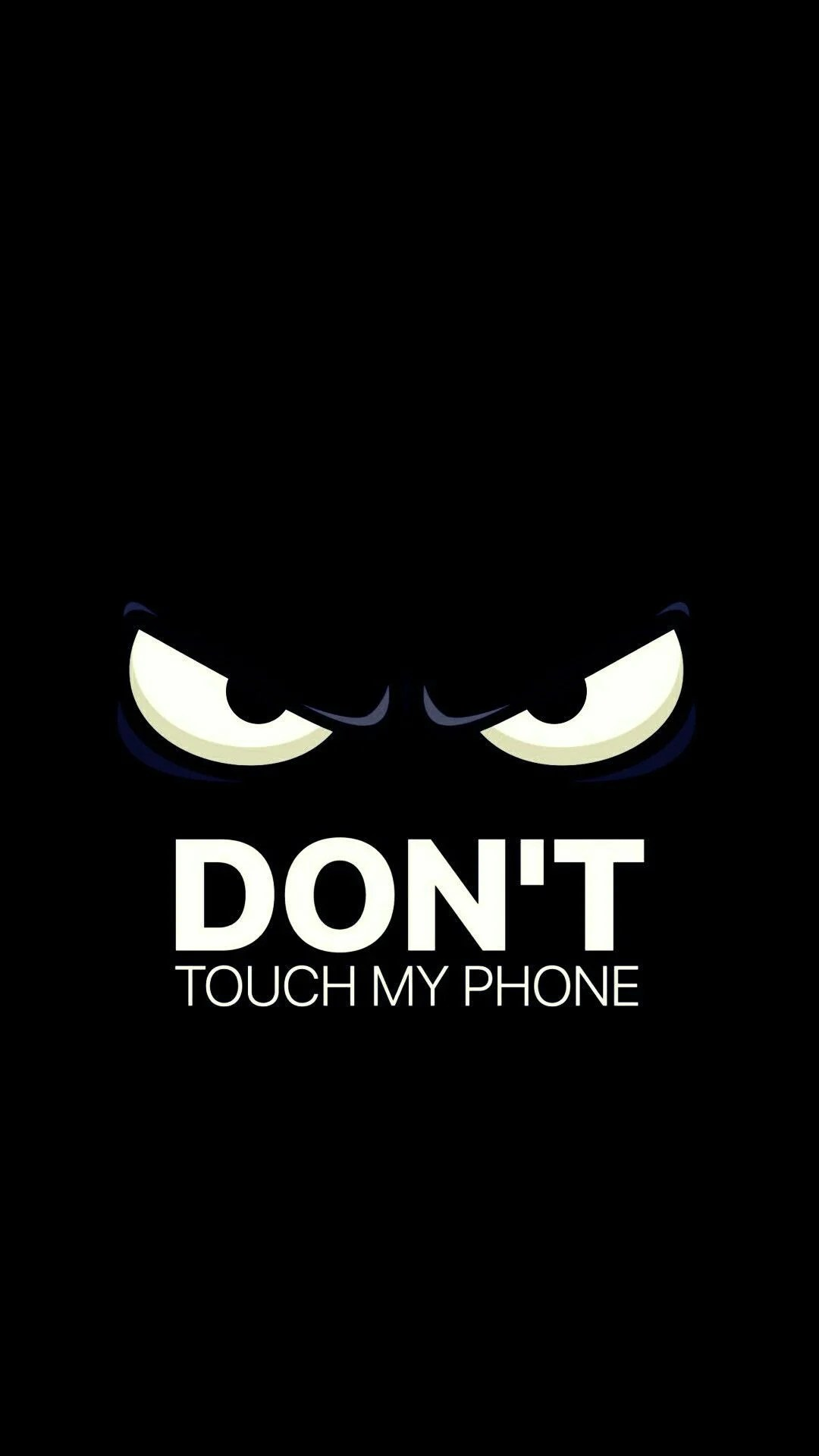 don t touch my