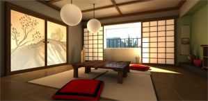 japanese interior architecture apartment wallpapers condo wallpaperaccess backgrounds