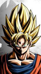 Goku iPhone Wallpapers Top Free Goku iPhone Backgrounds WallpaperAccess