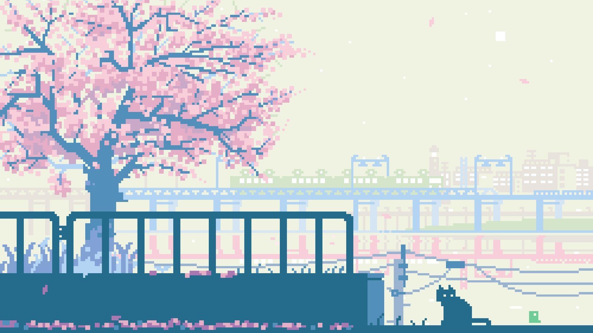 Anime aesthetic gif kawaii pastel pink calming love pink wallpaper. Pastel Anime Desktop Wallpapers Top Free Pastel Anime Desktop Backgrounds Wallpaperaccess