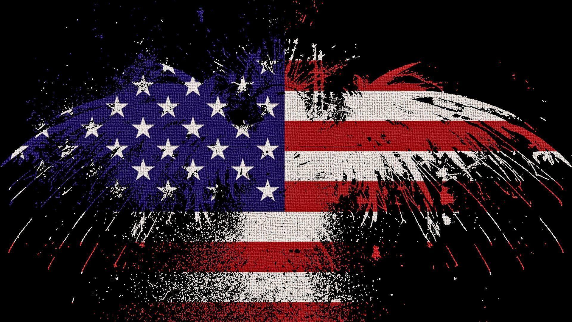 vintage patriotic july 4th
