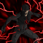 Black Flash Wallpapers Top Free Black Flash Backgrounds Wallpaperaccess