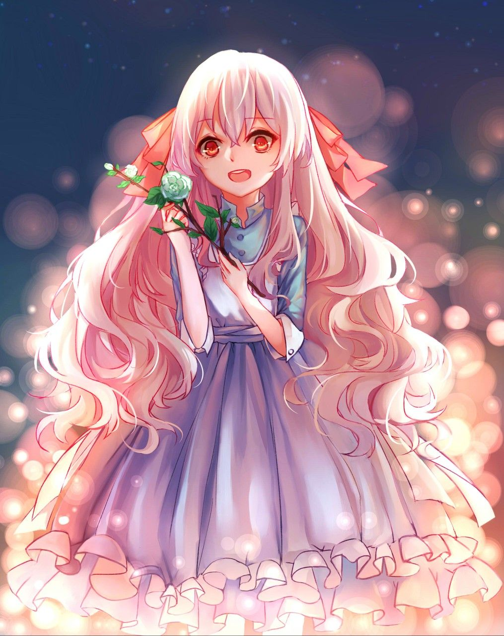 Cute Kawaii Anime Wallpaper : kawaii, anime, wallpaper, Kawaii, Anime, Wallpapers, Backgrounds, WallpaperAccess
