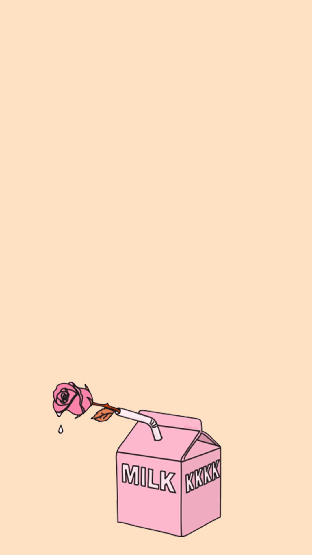 Aesthetic Cartoon Aesthetic Pastel Laptop Tumblr Wallpaper Sigila Mencurah Pedih