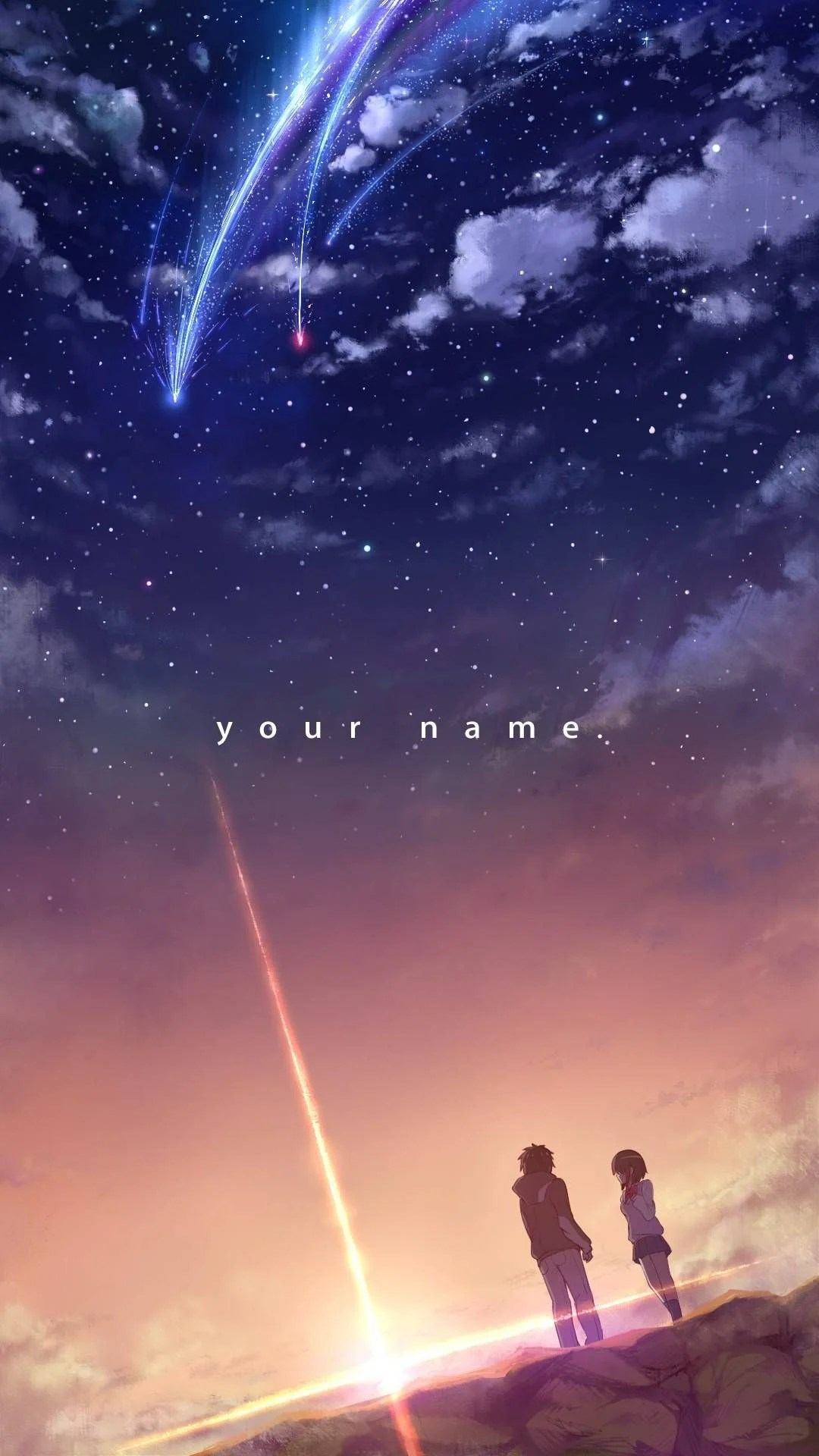 Your Name Gif Wallpaper Phone : wallpaper, phone, Anime, Wallpapers, Backgrounds, WallpaperAccess