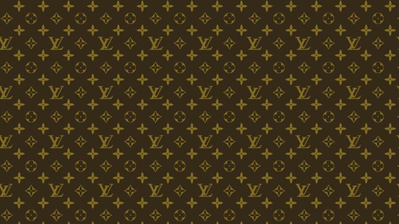 Lv Supreme Wallpaper Black Djiwallpaper Co