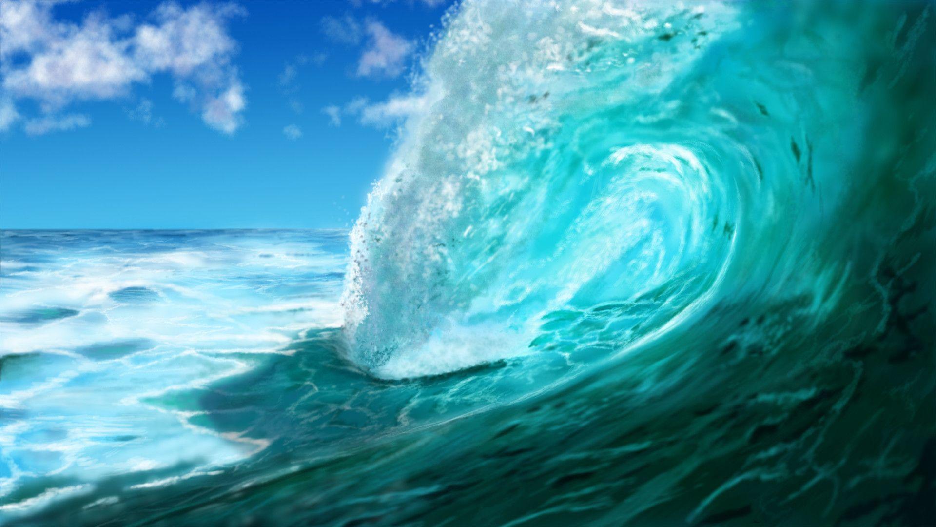 ocean laptop wallpapers top