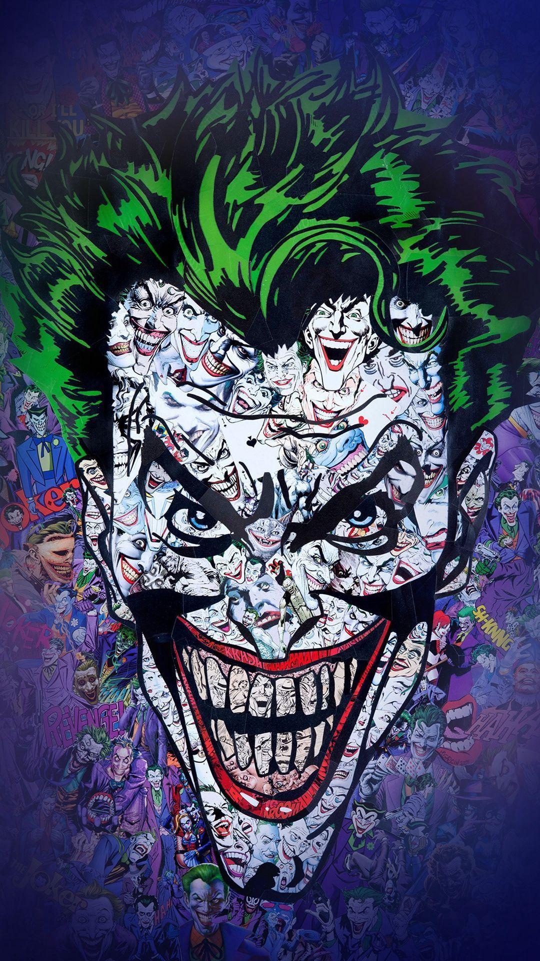 Joker Images Cartoon : joker, images, cartoon, Joker, Cartoon, Wallpaper, Iphone