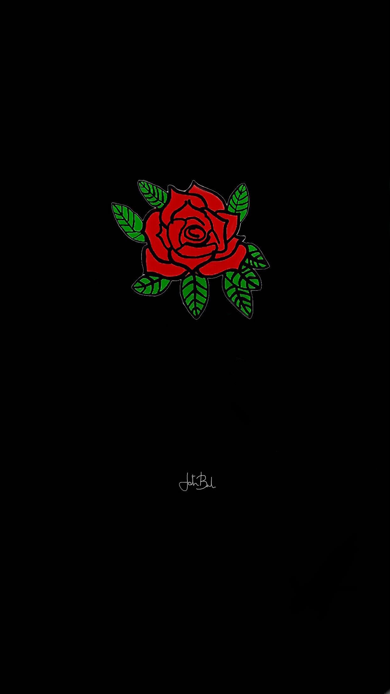 Cartoon Rose Wallpaper : cartoon, wallpaper, Cartoon, Wallpapers, Backgrounds, WallpaperAccess