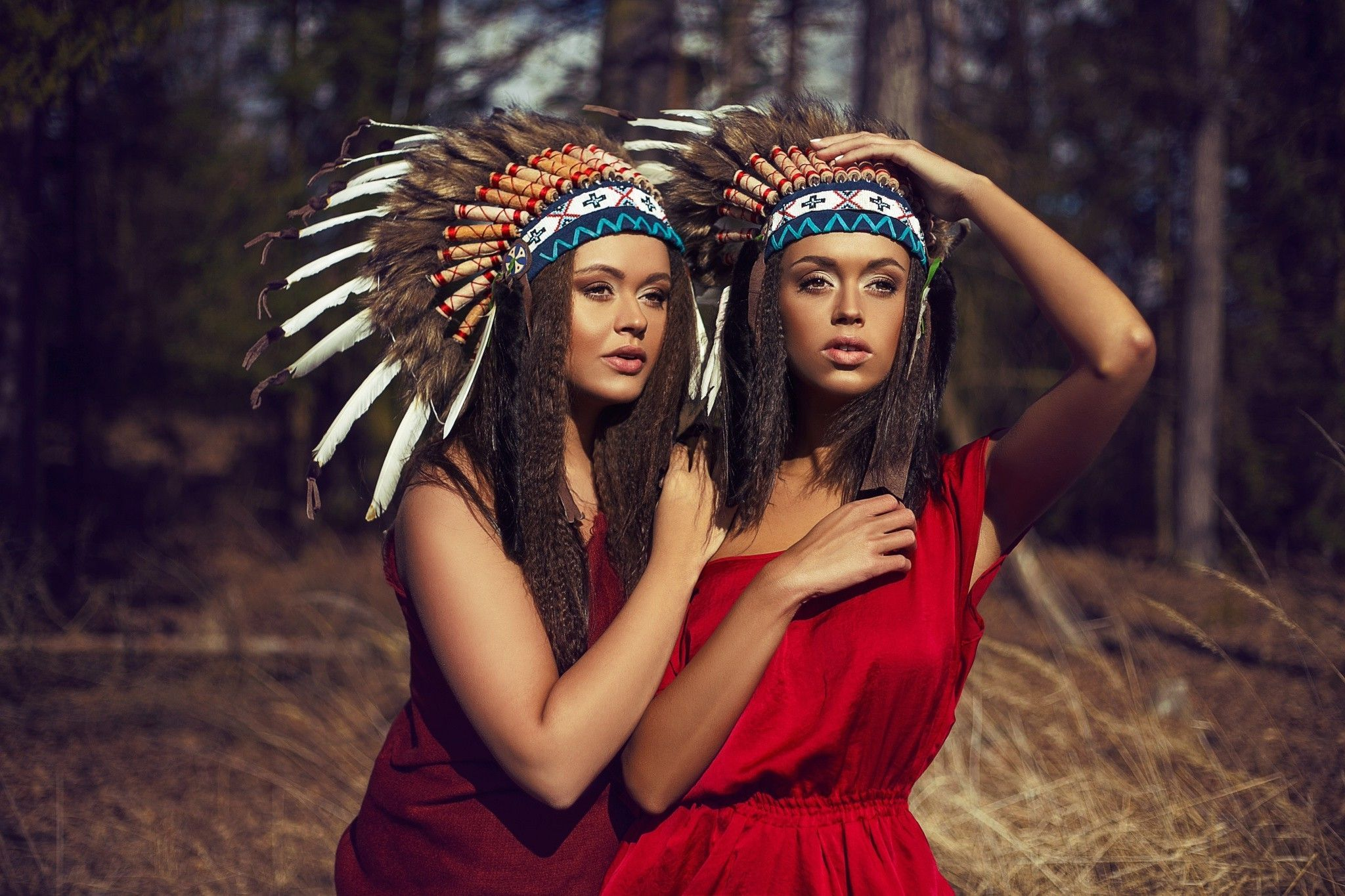 female native american wallpapers