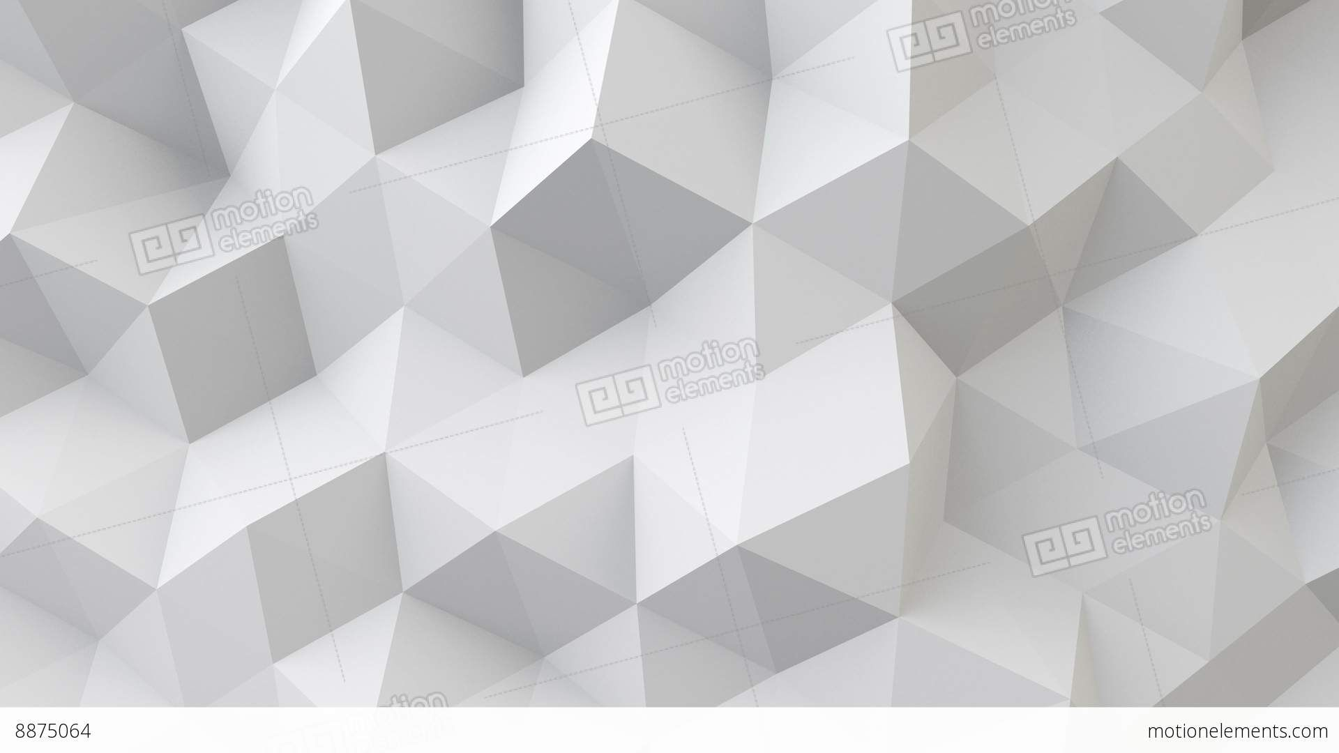 white polygon wallpapers top