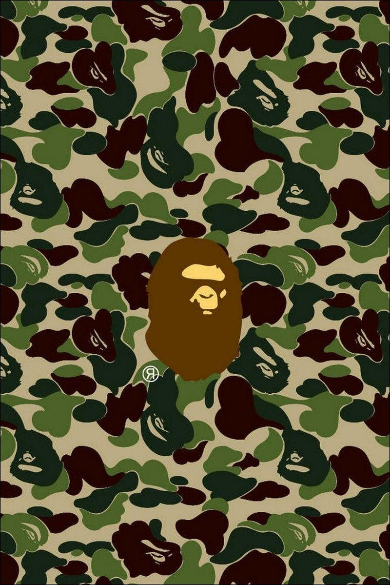Bape Camo Wallpaper Iphone X Bape Camo Wallpapers Top Free Bape Camo Backgrounds
