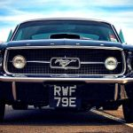 Classic Ford Mustang Wallpapers Top Free Classic Ford Mustang Backgrounds Wallpaperaccess