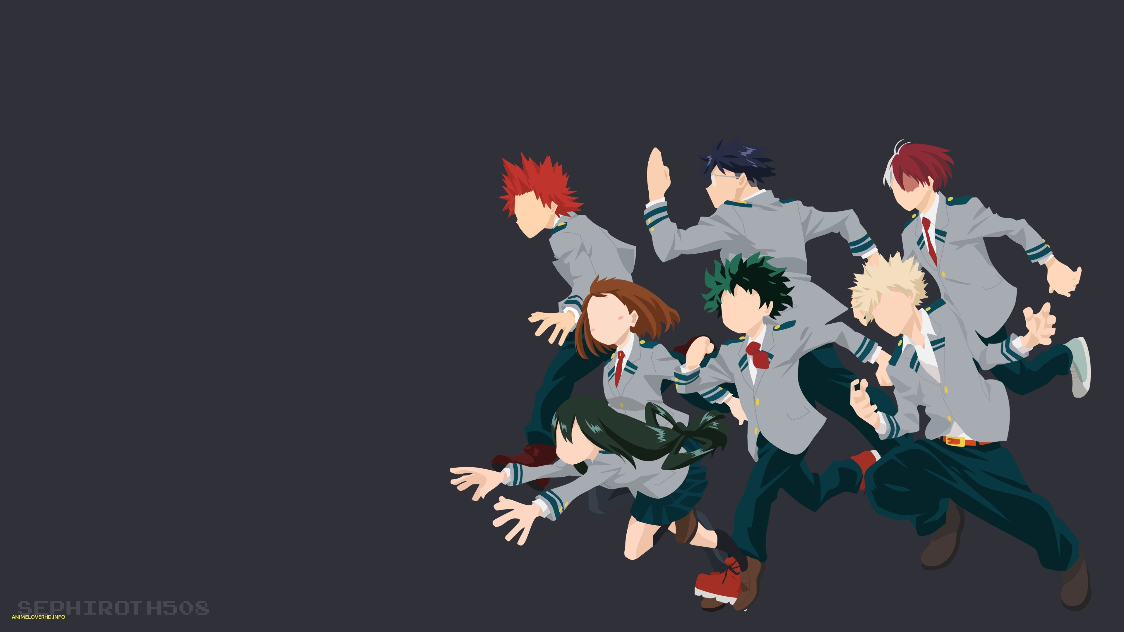When you are trying to figure out how to hang piece around windows, there are a few things t. My Hero Academia 4K Wallpapers - Top Free My Hero Academia ...