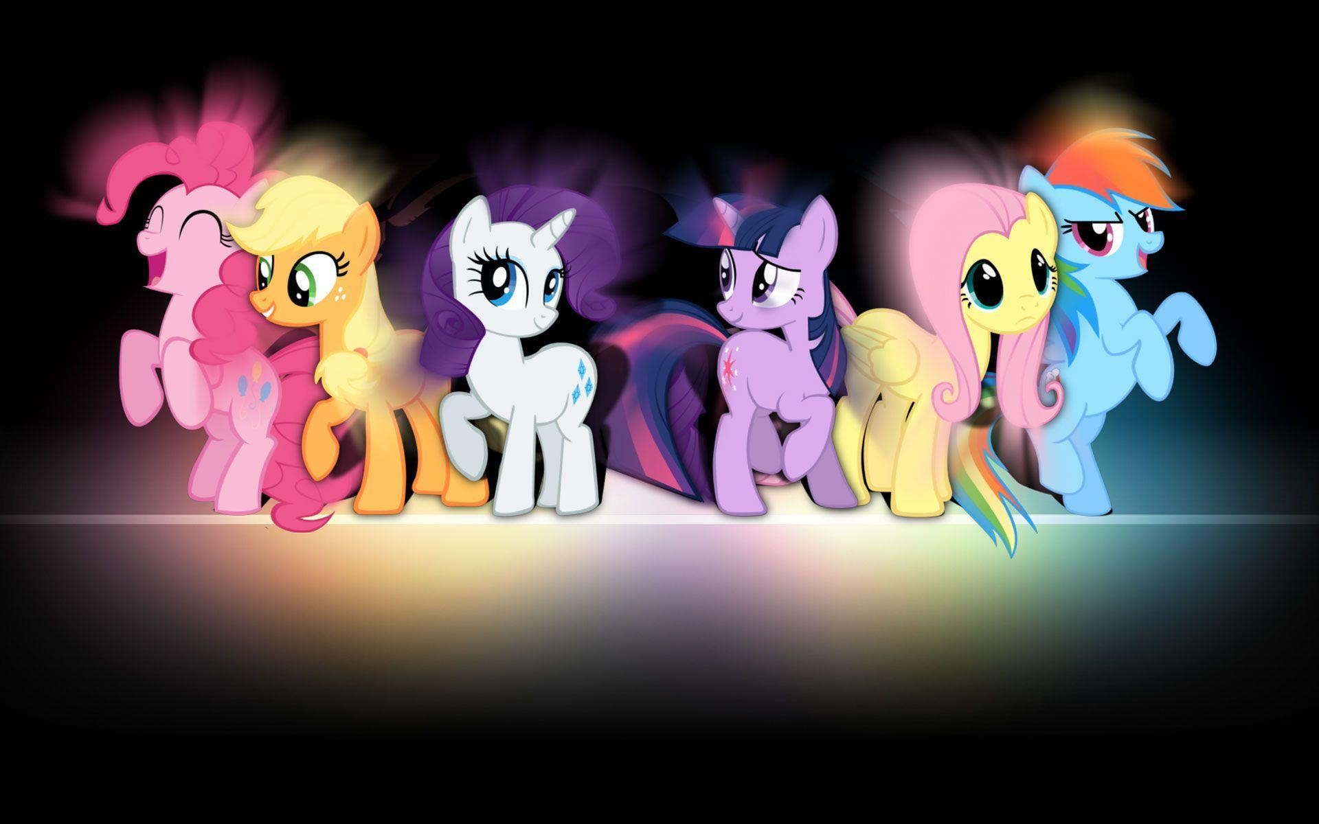 my little pony dual