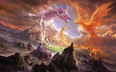 Mythology Wallpapers Top Free Mythology Backgrounds WallpaperAccess