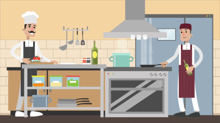 Cartoon Chefs Wallpapers Top Free Cartoon Chefs Backgrounds WallpaperAccess