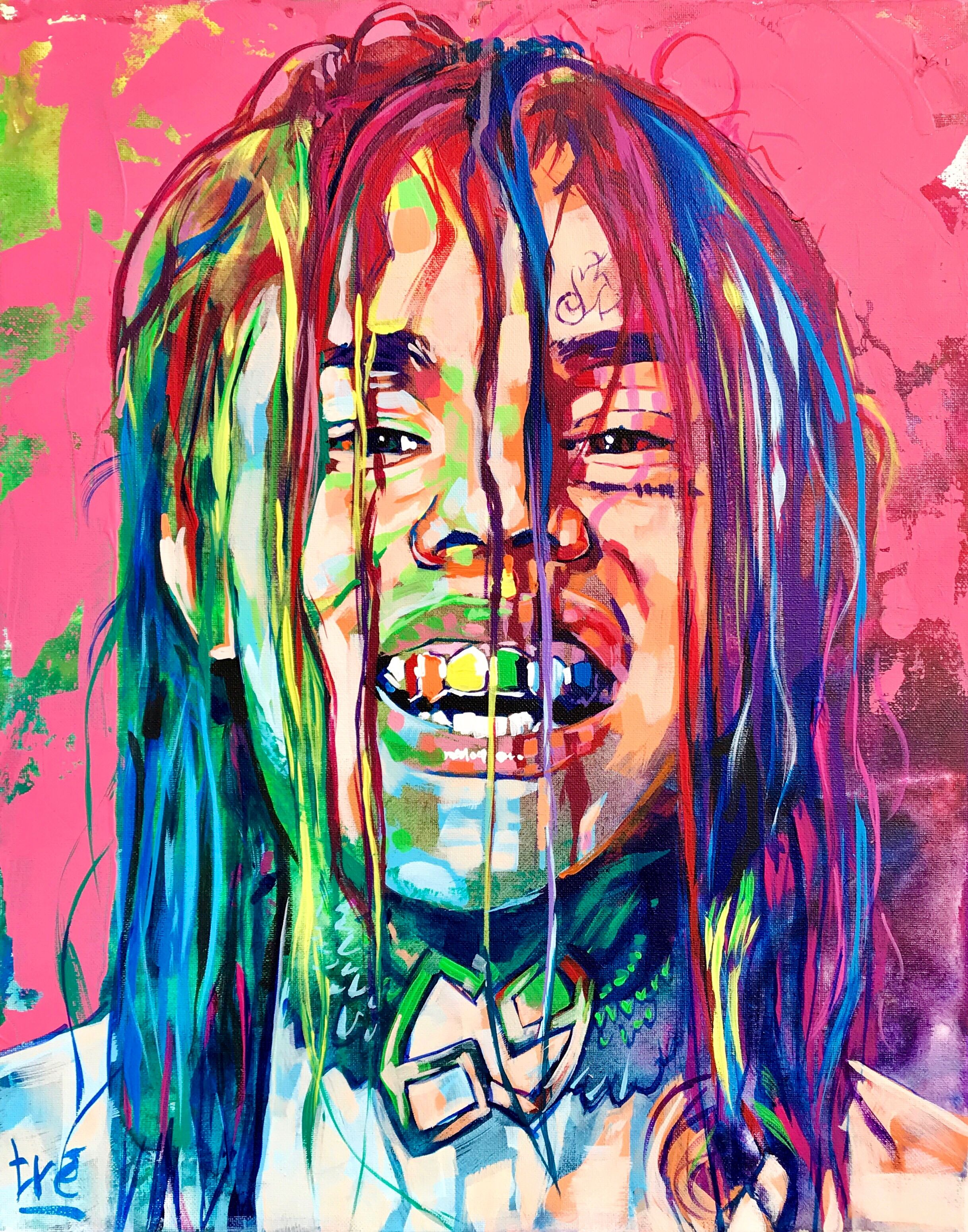 69 Cartoon Wallpaper : cartoon, wallpaper, Cartoon, 6Ix9ine, Wallpapers, Backgrounds, WallpaperAccess