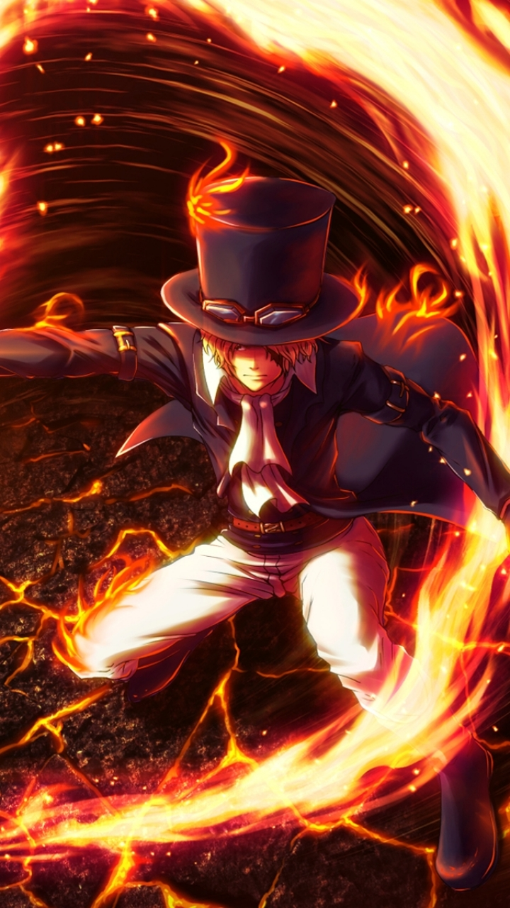 One piece ace wallpapers and background images for all your devices. Sabo One Piece iPhone Wallpapers - Top Free Sabo One Piece ...