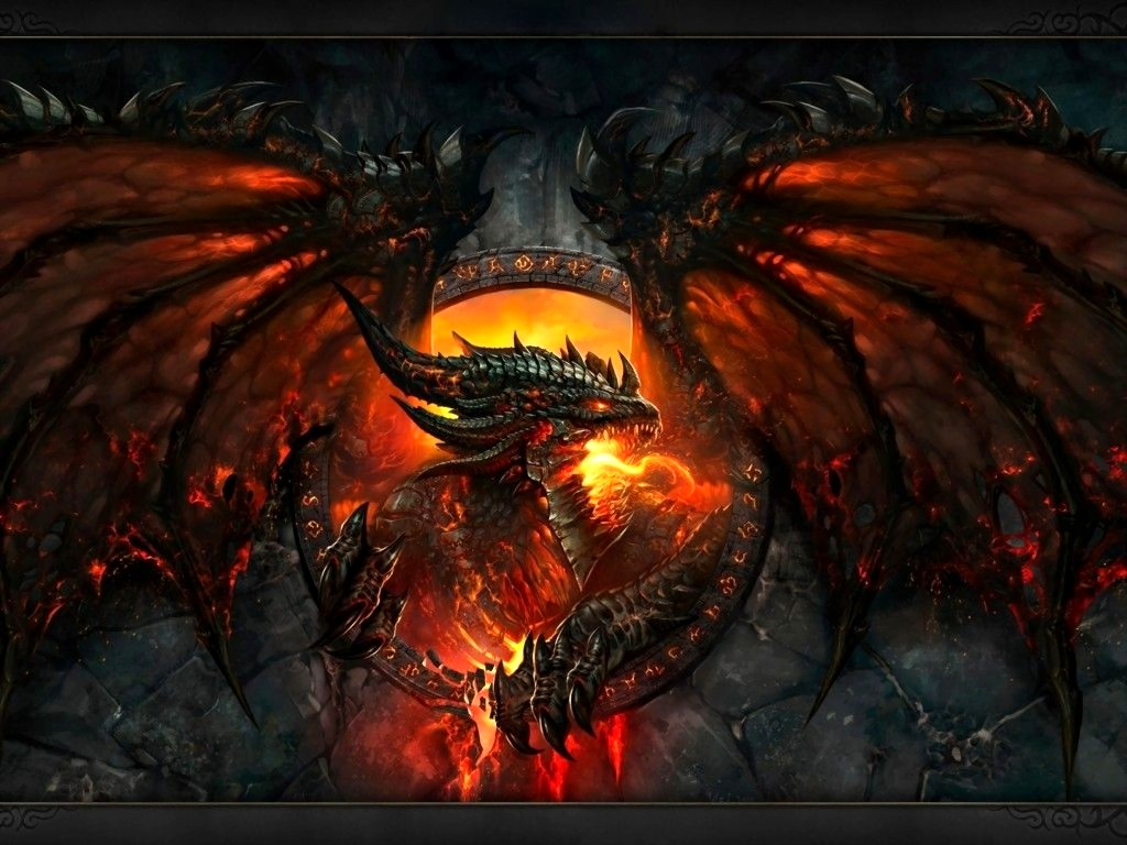 Fire Dragon Wallpaper Smartphone