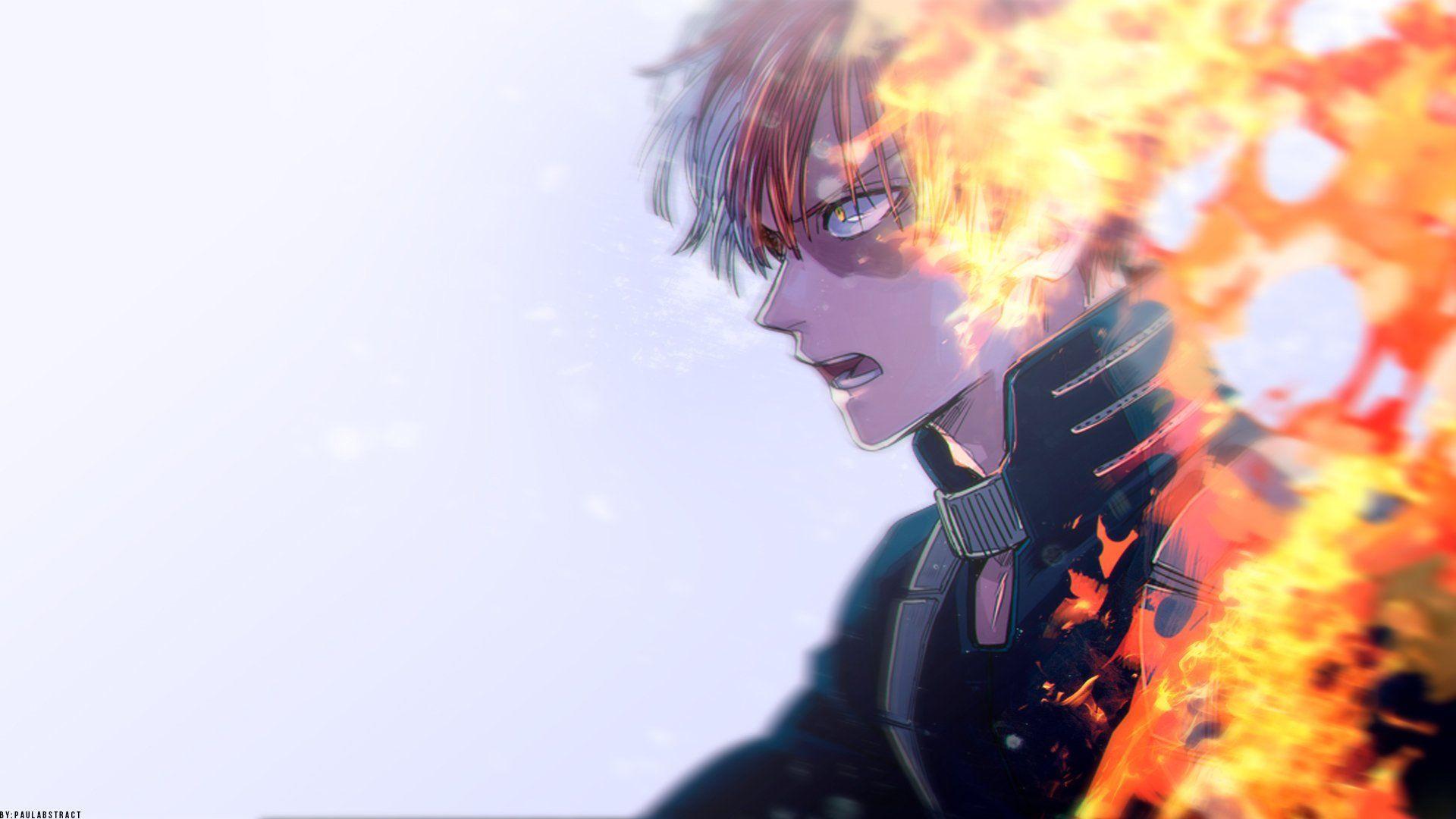 Katsuki bakugou 4k & hd anime live my hero wallpapers academia background. My Hero Academia Todoroki Wallpapers - Top Free My Hero ...