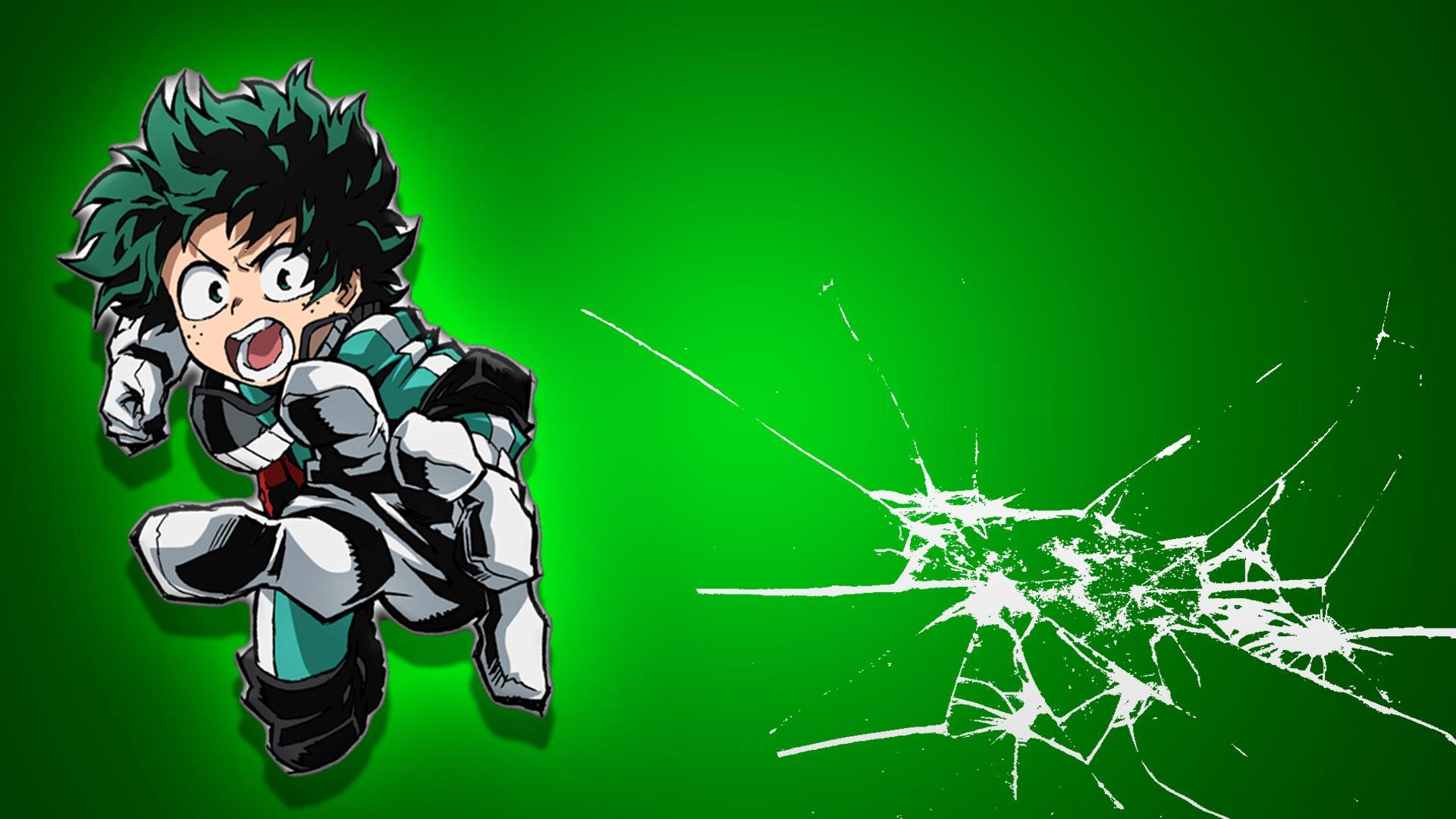 Izuku midoriya bnha boku no 4k #4790b. My Hero Academia Deku Wallpapers - Top Free My Hero ...
