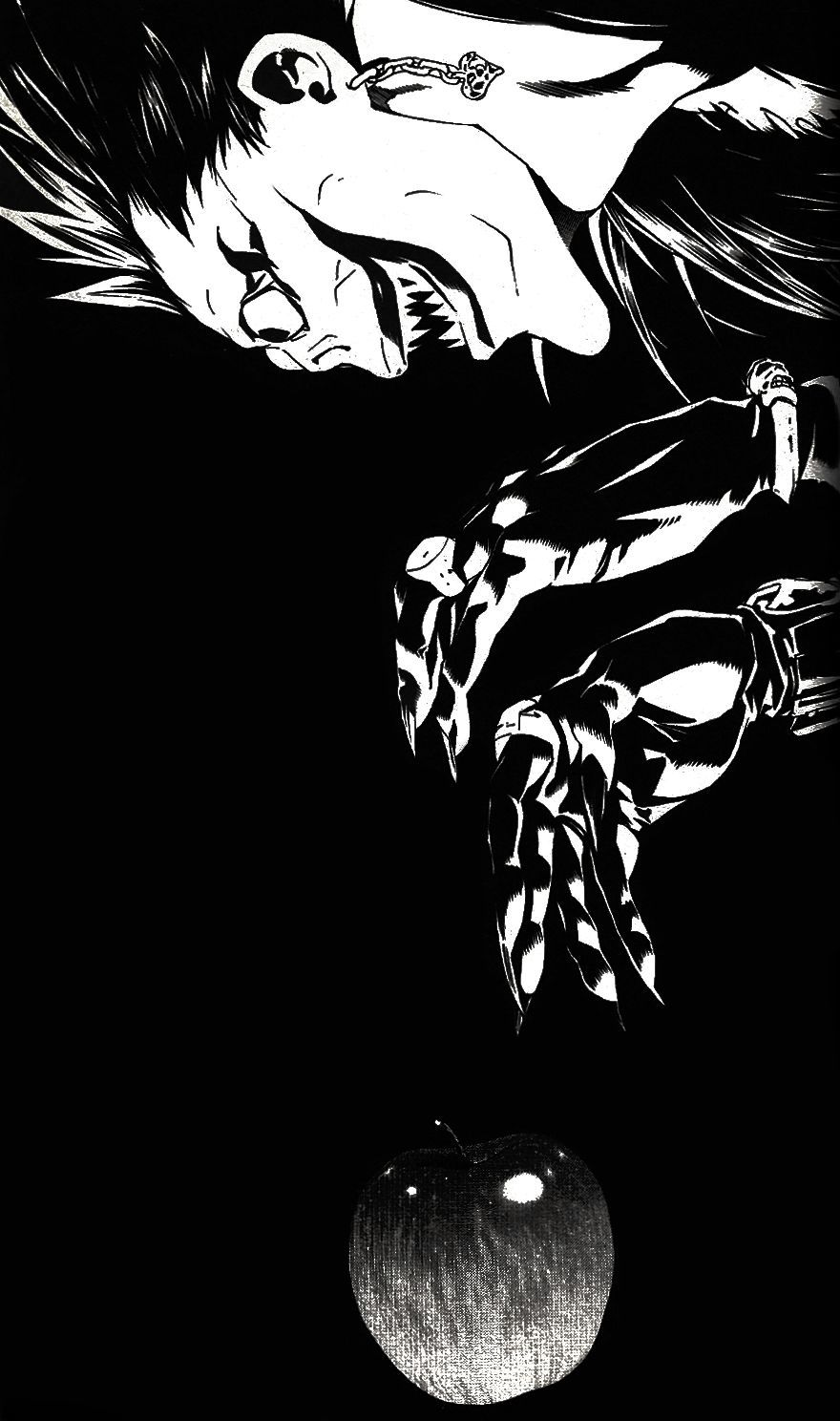 Death Note Wallpaper 4k : death, wallpaper, Death, Phone, Wallpapers, Backgrounds, WallpaperAccess
