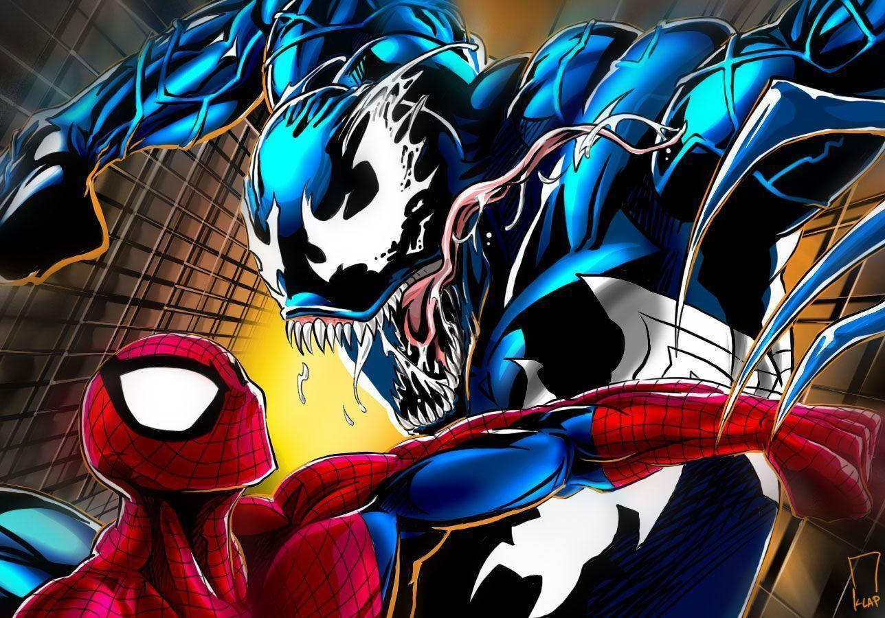 Spiderman Vs Venom Wallpaper 4k - Best Wallpapers